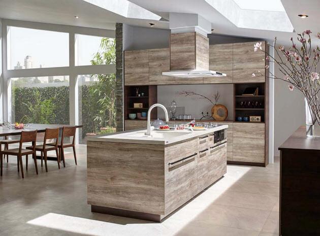 クリナップキッチンは人工大理石の一択である