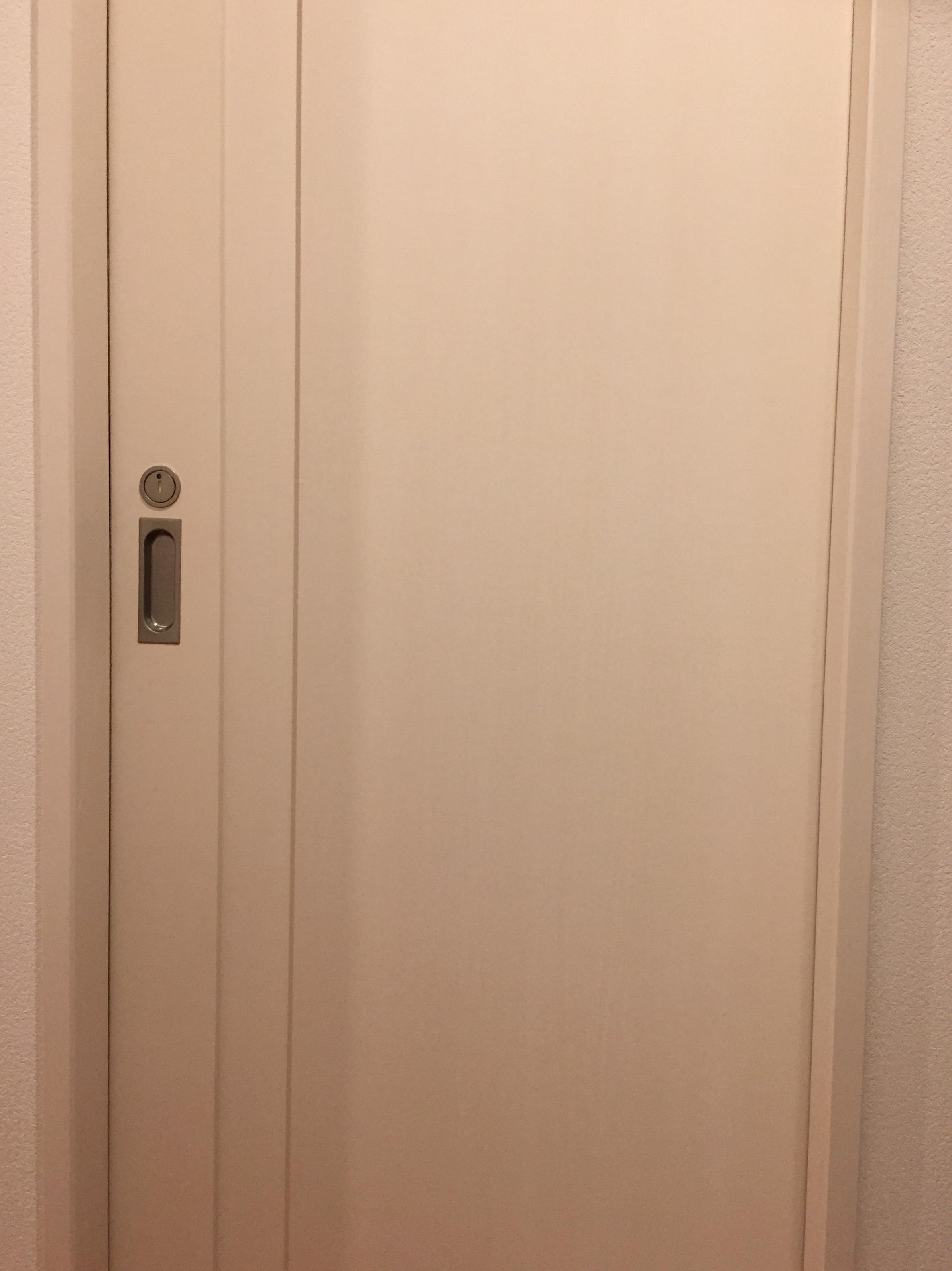 「web内覧会」1階トイレ(ドア、スイッチ)