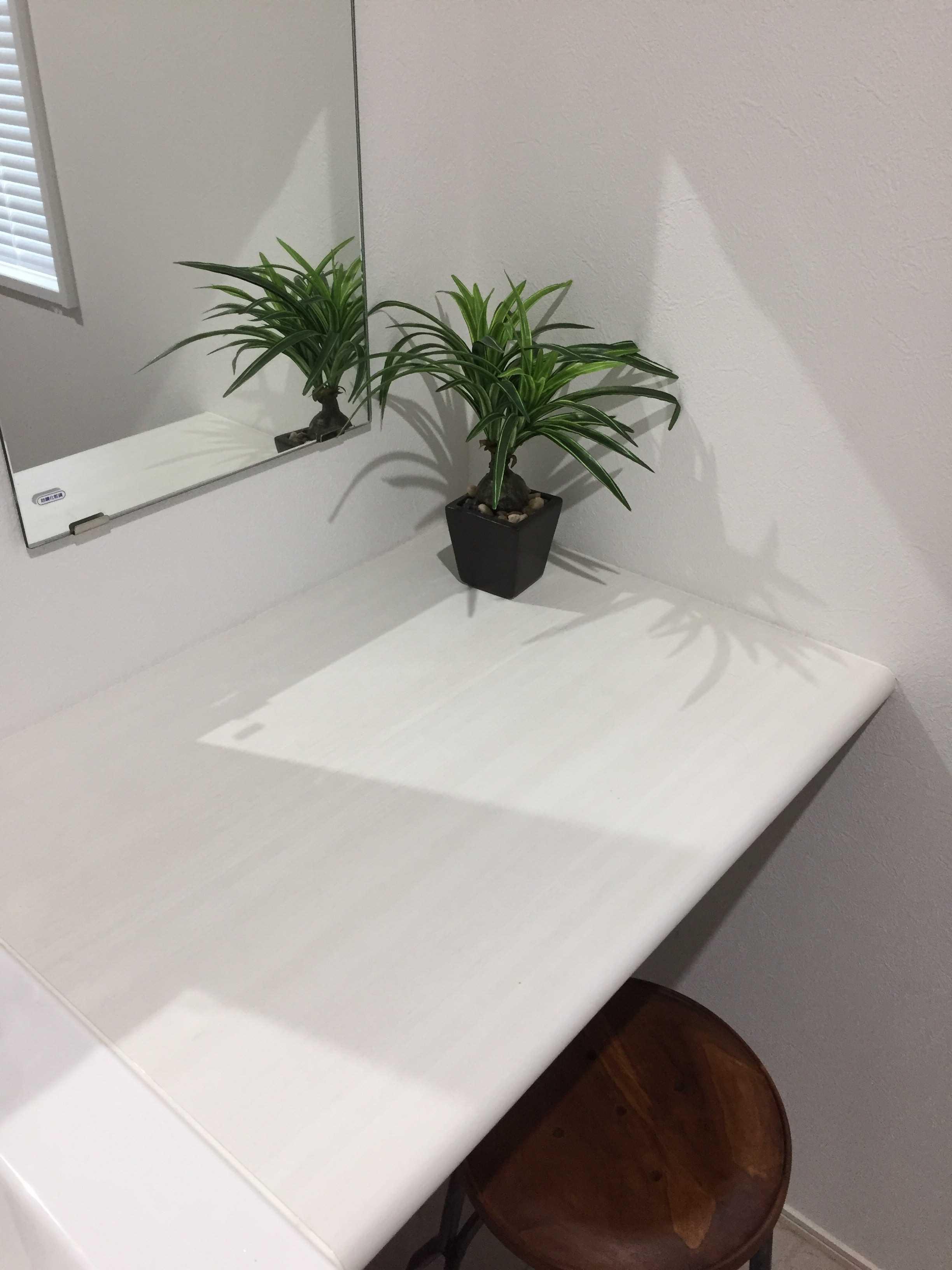 「web内覧会」洗面室!洗面台はLIXILのLC