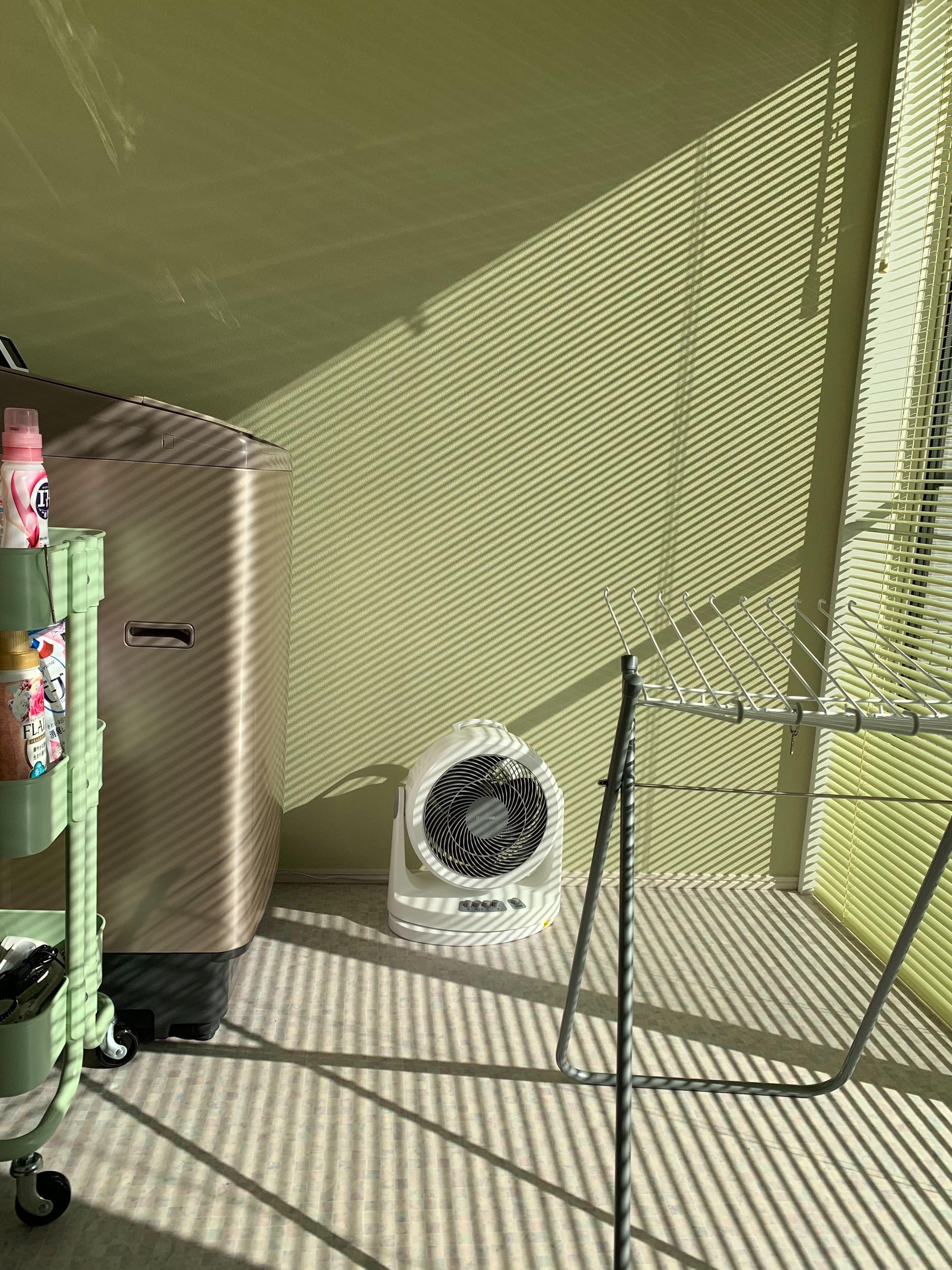 「web内覧会」春の洗濯室