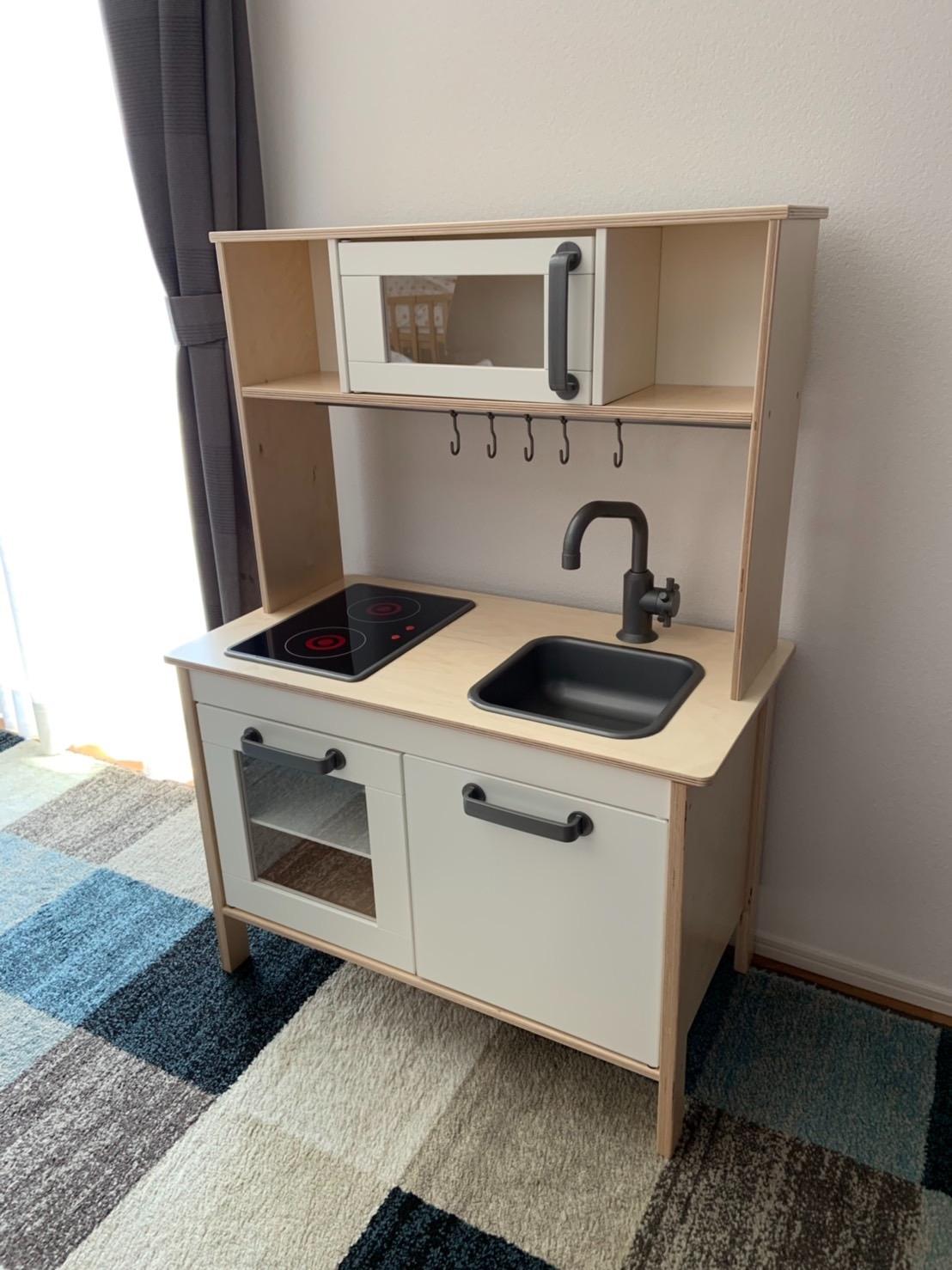 IKEAのおままごとキッチンがクオリティーが高いのに安い!